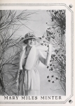 Mary Miles Minter Motion Picture Magazine1922