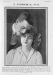 Evelyn Laye – The Tatler – Wednesday 28th April1920