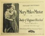 Mary Miles Minter – Judy of Rogue's Harbor – 19202