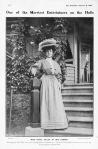 Vesta Tilley – The Bystander – Wednesday 8th February1905