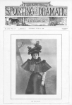 Vesta Tilley – The Illustrated Sporting and Dramatic News – Saturday 20th June1896